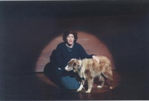Lindsey Stewart in Annie